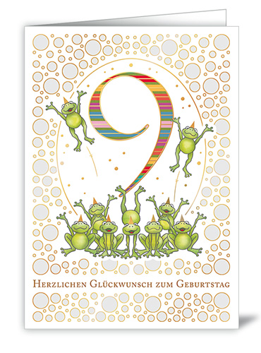 9 Geburtstag De Actetre Deutschland Gmbh