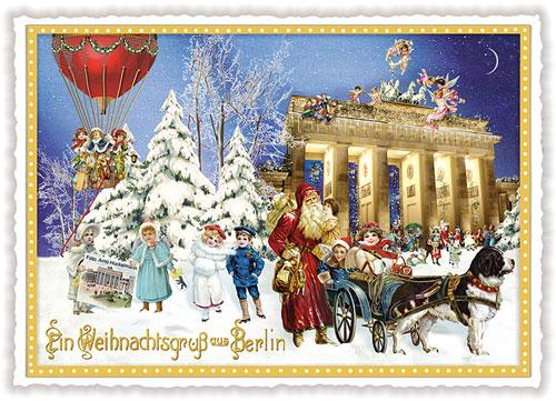 Weihnachtsgrüße Aus Berlin.Weihnachten Berlin Actetre Deutschland Gmbh